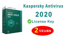 Antivirus kaspersky kav 2020 pc 1 user 2 years (key via email) EU