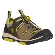 Timberland Schuhe Kinder 3476A Junior Zip Trail Fisherman Gr.31 Halbsandale-Snea
