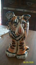 New listing Swak Lynda Corneille Character Collectibles Large Standing Tiger with whiskers