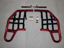 Tusk Nerf Bars - Honda TRX 250EX 01-14 TRX250EX 250X TRX250X *RED*
