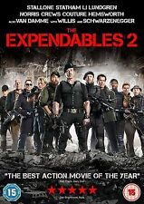 Expendables 2 DVD movie