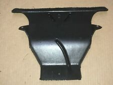 Corvette center dash defogger defroster heat vent duct 68-77