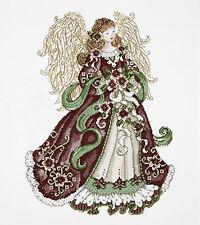 Cross Stitch Kit ~ Design Works Victorian Christmas Angel of Joy #DW5905