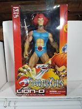 "*NEW* Mezco Toyz Thundercats Mega scale LION-O Action Figure over 14"" tall."