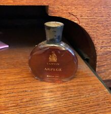 fb7f169b3 Arpege Bath Oil by Lanvin 1/2 fl.oz. Vintage Full