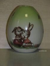 +# A016982_05 Goebel Archiv Muster Ostern Vase mit Hase und Schmetterling