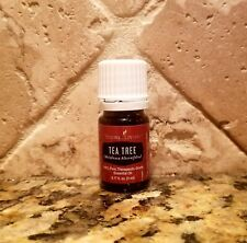 Brand New Young Living Tea Tree 5ml Essential Oils