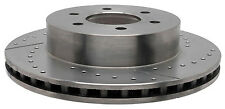 Disc Brake Rotor-DuraStop Performance Front Right ACDelco Pro Durastop 18A1182