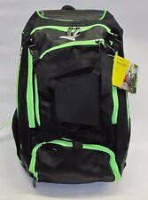 EASTON WALK OFF BASEBALL SOFTBALL BAG BACKPACK BLACK/GREEN A159013