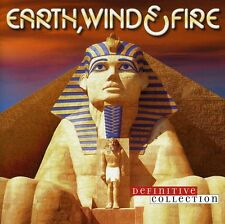 Definitive Collection - Earth Wind & Fire (2004, CD NIEUW)2 DISC SET
