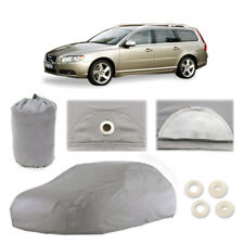 Volvo V70 4 Layer Car Cover Fitted Outdoor Water Proof Rain Snow UV Sun Dust