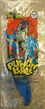 1989 Batman Blue Punch Ball NIP / Box 213