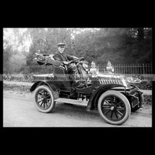 #pha.031129 photo of dion button 1906 car auto