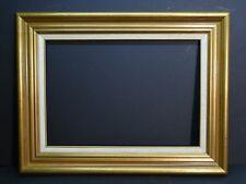 Large Wide Border Linen Insert Gallery Frame  24 x 17
