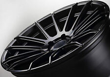 4 x 22 inch OC001 BLACK WHEELS  AUDI Q5,Q7, Range Rover, JEEP, VW, VE, VF, 5130