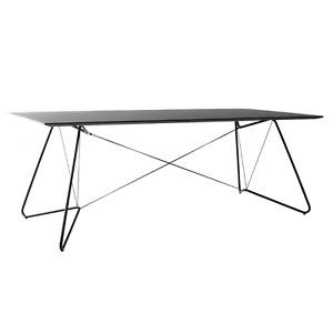 OK Design On A String Esstisch Esszimmertisch Küchentisch Tisch schwarz