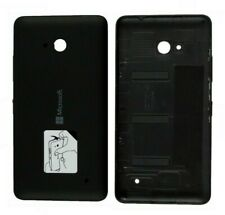 New Housing Shell Case Back Battery Cover for Microsoft Nokia Lumia 640 Black