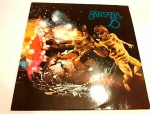 SANTANA 3 MADE IN ITALY S 69015 VINILE DISCO LP VINTAGE 1971