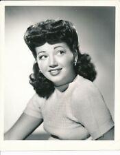 ARLINE JUDGE Original Vintage 1941 WHITEY SCHAFER Columbia Studio Portrait Photo