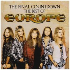Europe - The Final Countdown: The Best Of Europe (CD)