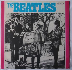 THE BEATLES - LP - AMIGA 8 50 962 von 1982
