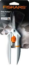 "FISKARS EASY ACTION SOFTGRIP MICRO-TIP  16cm / 6.5"" SCISSORS - super sharp F2921"