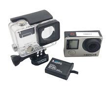 Gopro Hero4 BLACK 4K Camera CHDHX-401 Hero 4 + 32GB U3 UHS-3 microSD card