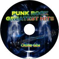 PUNK ROCK BASS & GUITAR TAB CD TABLATURE GREATEST HITS BEST OF MUSIC