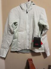 Womens New Arcteryx Atom LT Hoodie Jacket Size Medium Color Ionic Sky
