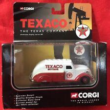 Corgi Diecast ~ Texaco Motor Oil ~ 1937 Dodge Airflow Tanker ~ (NEW)