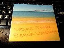 St Tropez: Beach Listening [IMPORT] Mixed by Marc Ricci (CD NEW Telepopmusik etc