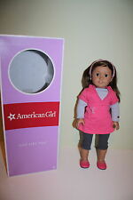 American Girl Just Like You  Brown Eyes Layered Brown Hair Medium Skin Tone #29