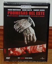 PROMESAS DEL ESTE DVD NUEVO PRECINTADO THRILLER POLICIACO (SIN ABRIR) R2