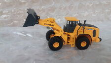 1/87 Scale Hyundai HL 980 Wheel Loader Diecast Model Toy NEW IN BOX