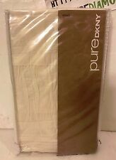 "Pure Dkny King Pillow Sham Pure Plisse 20"" X 36"" Brand New!"
