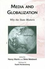 MEDIA AND GLOBALIZATION - NEW PAPERBACK BOOK