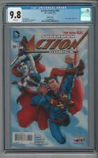 Action Comics #39 CGC 9.8 DC Comics Harley Quinn Variant Cover Birds of Prey