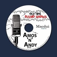 Amos 'n' Andy Old Time Radio Shows Comedy 346 OTR MP3 Audio Files on 1 Data DVD