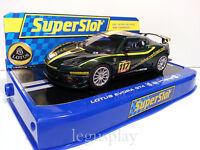 Slot SCX Scalextric Superslot H3506 Lotus Evora GT4 Nº117 Thierry Verhiest