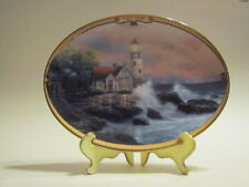 Thomas Kinkade Bradford Exchange Hope's Cottage Plate