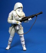 Star Wars 30th Anniversary loose ESB RARE CONCEPT SNOWTROOPER parfait état.C10