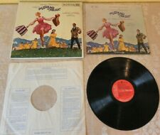 The sound of Music Rodgers Hammerstein Julie Andrews Christopher Plummer Vinyl R