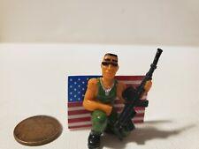 Homies Series 6 Soljaboy Figure American Flag - Loose