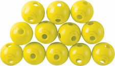 TOTAL CONTROL BALL TCB 74 Hole Ball Baseball Training Hitting Batting Aid 12 PK