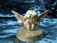 Dinner Candle Holder Angel Cherub Candle Holders dinner candles Brass