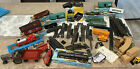 VINTAGE HO SCALE TRAIN/ TRACK/ TOY LOT ( AHEARN , LIFE-LIKE , ERTL CO ) In boxes