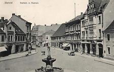 14810/ Foto AK, Stendal, Breitestrasse, 1916