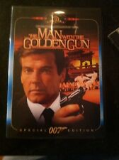 The Man With The Golden Gun - Roger Moore