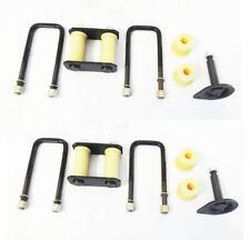 Rear Leaf Spring Fitting Kit For Nissan Navara D22 Pick Up 2.5TD (1998-2007)