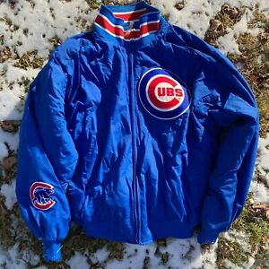 Chicago Cubs insulated Dugout jacket
